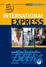 "книга + диск ""International Express Upper-Intermediate Interactive Edition: Student's Pack (Student's Book, Pocket Book and DVD) (учебник / підручник)"" - Angela Buckingham, Rachel Appleby"