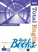 Mark Foley - Total English Upper-Intermediate 2 Edition: Workbook with key with CD (тетрадь / зошит) (книга + диск)
