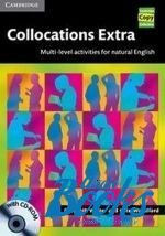 "книга + диск ""Collocations Extra Book with CD-ROM Multi-level Activities for Natural English"" - Elizabeth Walter"