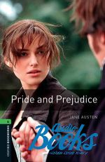 "книга ""Oxford Bookworms Library 3E Level 6: Pride and Prejudice"" - Jane Austen"