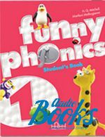 "книга ""Funny Phonics 1 Students Book"" - Аа. Вв."