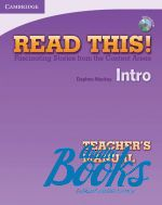 Daphne Mackey - Read This! Teacher's Manual (книга для учителя) (книга + диск)