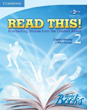 "The book ""Read This! 2 Students Book with Free Mp3 Online"" - Daphne Mackey"