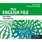 "диск ""New English File Intermediate: Class Audio CD(3)"" - Clive Oxenden"