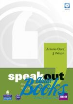Стив Оукс - Speakout Pre-Intermediate Workbook with key and Audio CD (тетрадь / зошит) (книга + диск)