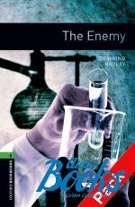 Desmond Bagley - Oxford Bookworms Library 3E Level 6: Enemy Audio CD Pack (аудиокнига MP3)