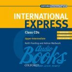 "диск ""International Express Upper-Intermediate Interactive Edition Class Audio CDs (2)"" - Rachel Appleby"