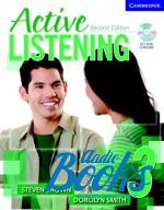 "����� + ���� ""Active Listening 3 Students Book with Self-study Audio CD"" - Steven Brown"