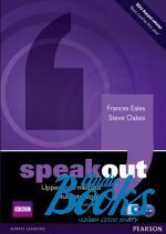Стив Оукс - Speakout Upper-Intermediate Student's Book with DVD and Active Book (учебник / підручник) (книга + диск)