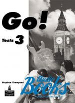 "книга ""Go! 3 Test"" - Steve Thompson"