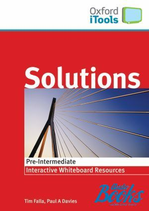 "диск ""Solutions Pre-Intermediate: iTools CD-ROM"" - Tim Falla, Paul A. Davies"