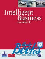 Nikolas Barral - Intelligent Business Advanced Coursebook with CD-ROM (учебник / підручник) (книга + диск)