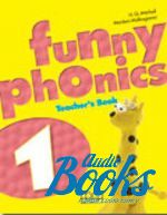 "книга ""Funny Phonics 1 Teachers Book"" - Аа. Вв."