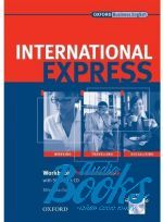 "книга + диск ""International Express Pre-Intermediate Interactive Edition Workbook Pack (тетрадь / зошит)"" - Rachel Appleby"