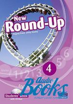 Jenny Dooley - Round-Up 4 New Edition Student's Book with CDROM Pack (учебник / підручник) (книга + диск)