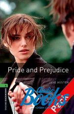 Jane Austen - Oxford Bookworms Library 3E Level 6: Pride and Prejudice Audio CD Pack (аудиокнига MP3)