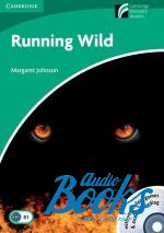 "книга + 2 диска ""CDR 3 Running Wild Book with CD-ROM and Audio CD Pack"" - Margaret Johnson"