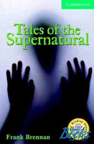 "Book + cd ""CER 3 Tales Supernatural Pack with CD"" - Frank Brennan"