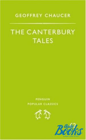 "The book ""Canterbury Tales"" - Geoffrey Chaucer"