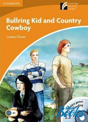 "книга + 2 диска ""CDR 4 Bullring Kid Book with CD-ROM and Audio CD Pack"" - Louise Clover"