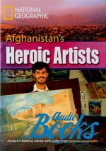 Waring Rob - Afghanistan's Heroic Artists with Multi-ROM Level 3000 C1 (British english) (книга + диск)