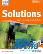 Tim Falla - New Solutions Upper-Intermediate Second edition: Student's Book (учебник / підручник) (книга)