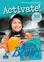 "����� + ���� ""Activate! B2: Student�s Book plus DVD (������� / ��������)"" - Carolyn Barraclough"