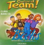 Norman Whitney - Oxford Team 2 Audio CD pack (2) (диск)