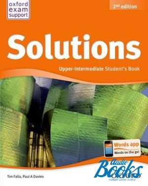 "книга ""New Solutions Upper-Intermediate Second edition: Student´s Book (учебник / підручник)"" - Tim Falla, Paul A. Davies"