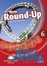 Jenny Dooley - Round-Up 6 New Edition Student's Book with CD (учебник / підручник)  (книга + диск)