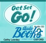 "диск ""Get Set Go! 2 Audio CDs"" - Cathy Lawday"