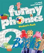 Аа. Вв. - Funny Phonics 2 Students Book (книга)