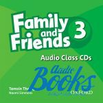 "диск ""Family and Friends 3 Class Audio CD"