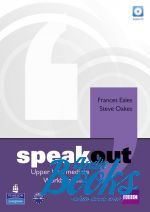 Стив Оукс - Speakout Upper-Intermediate Workbook with key and Audio CD (тетрадь / зошит) (книга + диск)