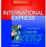 "диск ""New International Express Pre-Intermediate Class Audio CD"" - Rachel Appleby"