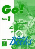 "книга ""Go! 1 Test Book"" - Steve Thompson"