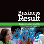 "диск ""Business Result Pre-Intermediate: Audio CDs (2)"" - John Hughes"