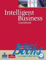 Nikolas Barral - Intelligent Business Intermediate Coursebook with CD-ROM (учебник / підручник) (книга + диск)