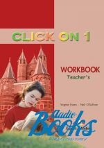 "книга ""Click On 1 Teachers Book Workbook"" - Virginia Evans"