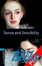 Jane Austen - Oxford Bookworms Library 3E Level 5: Sense and Sensibility Audio CD Pack (аудиокнига MP3)
