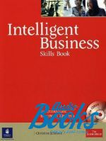 "книга + диск ""Intelligent Business Intermediate 	Skills Book with CD-ROM"" - Nikolas Barral"