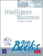 "книга + диск ""Intelligent Business Upper-Intermediate Teacher's Book with Test Master CD-ROM (книга для учителя)"" - Nikolas Barral"