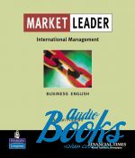 "книга ""Market Leader International Management"" - Pilbeam Adrian"