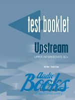 Virginia Evans - Upstream upper-intermediate Test (книга)
