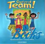 Norman Whitney - Oxford Team 1 Audio CD pack (2) (диск)