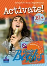 "����� + ���� ""Activate! B1+: Student�s Book plus DVD (������� / ��������)"" - Carolyn Barraclough"
