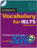 "книга + диск ""Cambridge Vocabulary for IELTS with Audio CD"" - Pauline Cullen"