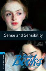 "книга ""Oxford Bookworms Library 3E Level 5: Sense and Sensibility"" - Jane Austen"