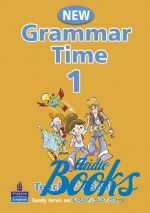 Sandy Jervis - Grammar Time 1 Teacher's Book New Edition (книга)