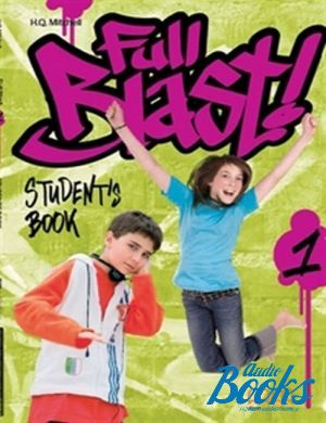 "книга ""Full Blast 4 Students Book"" - Г. В. Митчелл"